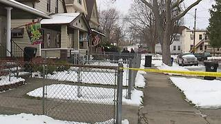 2-year-old shot in Cleveland - Video