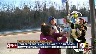 Three years since Leelah Alcorn death - Video