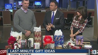 Last minute Christmas gift ideas - Video
