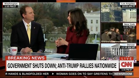 Schiff: Memos Can't Be Release Because Americans Wouldn't Understand Them