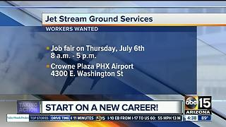 Now hiring: PetSmart, Sprouts, Home Depot, several career fairs this month - Video