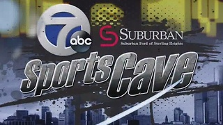 Breaking down the Lions and Red Wings on the 7 Sports Cave - Video