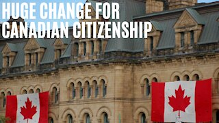 Canada Has Completely Changed The Rules On Who Can Automatically Become A Citizen