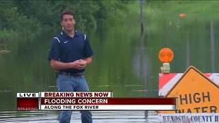 Stormchaser: A Closer Look at Road Flooding - Video