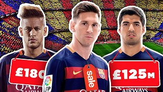 Messi, Suarez & Neymar up for Sale? | Transfer Talk - Video
