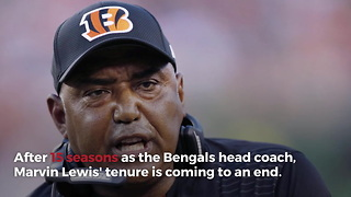Marvin Lewis Plans To Step Down After The Season