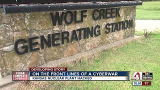 Hackers target Kansas nuclear power plant - Video