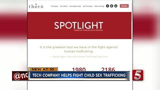Agencies Use Software To Fight Human Trafficking - Video