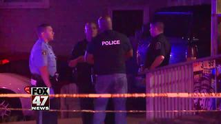 2 men shot after overnight argument, Lansing police say - Video
