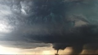 Tornado Sweeps Through Southeast Colorado - Video