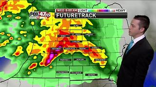 Dustin's Forecast 7-11 - Video