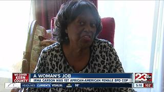 Women Breaking the Mold in Kern County - Irma Carson - Video