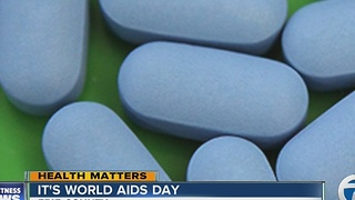 Today is World AIDS Day - Video