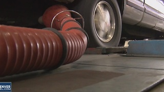 Is Colorado's emissions testing a waste of time and money? Mechanics say yes - Video