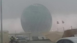 Deadly storm creates emergency in Abu Dhabi - Video