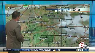 Worst heat, humidity arrives today and Friday - Video