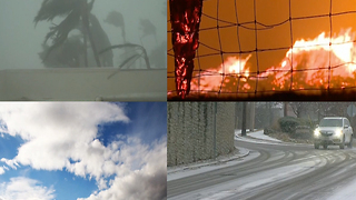 Predicting weather patterns for 2018 - Video