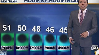 Robert's forecast for December 27, 2016 - Video