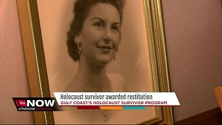 Holocaust Survivor receives restitution 75 years later and donates funds to Jewish nonprofit