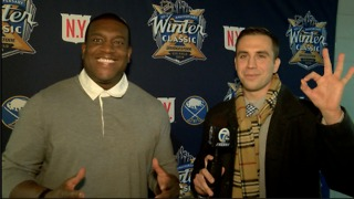 12/31 Kevin Weekes discusses state of the Sabres - Video