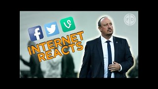 Real Madrid 0-4 Barcelona | Internet Reacts - Video