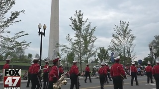 Local high school band to perform at inauguration - Video