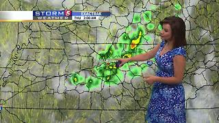 Bree's Evening Forecast: Wednesday, June 14, 2017 - Video