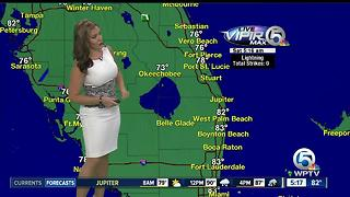 Saturday morning weather - Video