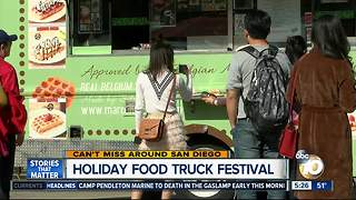 Can't Miss San Diego: Things to do Dec. 28 - 31 - Video