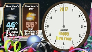 NYE forecast - Video