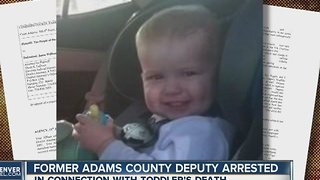 Former Adams County deputy, wife charged after 2-year-old dies when shotgun goes off inside home - Video