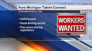 Workers Wanted: Performance Driven Workforce is looking for test car drivers - Video