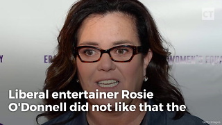 Rosie O'Donnell Tried to Bribe 2 Congress Members - Video