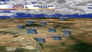Chief Meteorologist Erin Christiansen's KGUN 9 Forecast Thursday, July 13, 2017 - Video