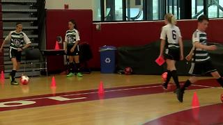 WNY given C+ for getting kids active through sports - Video