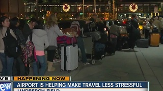 San Diego International Airport helping make travel less stressful - Video