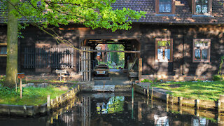 Spring in the Spreewald