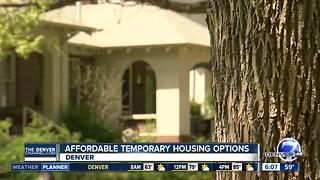 Travelers Haven: Company offers short-term affordable living options - Video