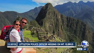 Colorado Police Officer, National Guardsman missing in Russia amid mountain climb - Video