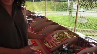 KCKFD inspectors working to keep fireworks stands safe - Video