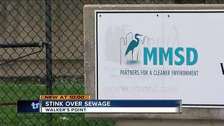 Walker's Point residents raise a stink about odor from sewage district - Video