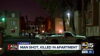 Police searching for suspects following deadly Phoenix shooting