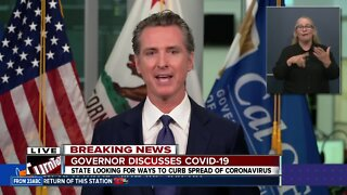 California Coronavirus Update
