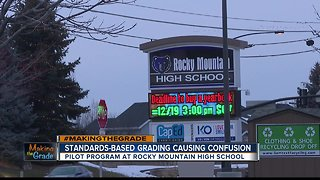Standards-based grading causing confusion at Rocky Mountain High School