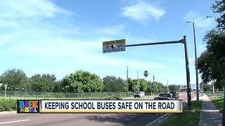 Keeping school buses safe on the road - Video