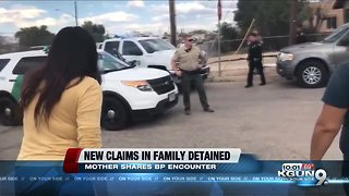 Tucson family speaks out after being detained