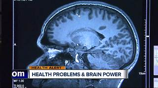 Health Problems That Hurt Your Brain Power (And What You Can Do To Stay Sharp) - Video