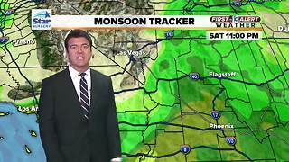 13 First Alert Weather for Aug. 3 - Video