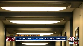 Local veterans facility saving thousands on energy