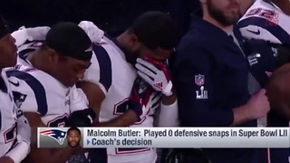 Combination Of Things Kept Patriots CB Malcolm Butler Out Of Super Bowl - Video